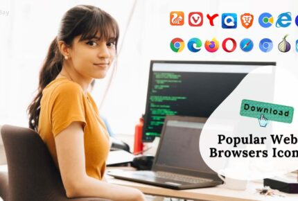 Popular Internet Browser Icons – Download Web Browsers Logos