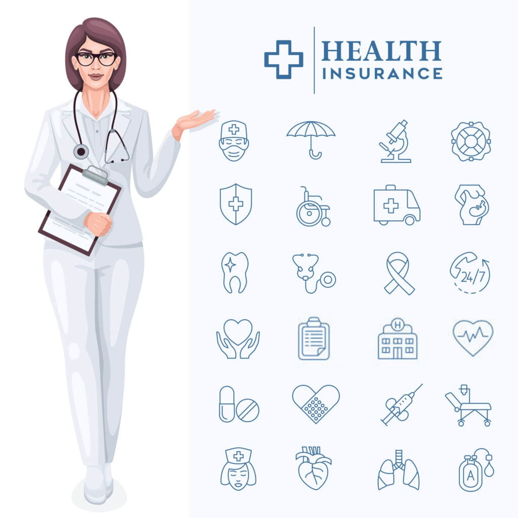 What health insurance companies offer?