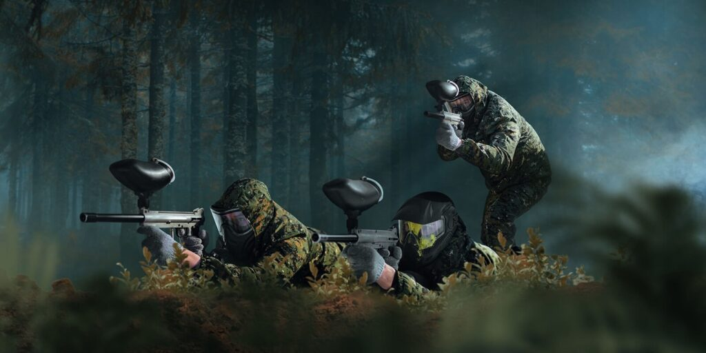 List of paintball places near me - Paintball NYC